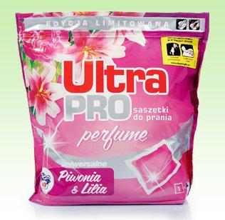 Saszetki do prania Ultra Pro Perfume, 40 szt.