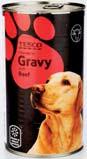Pełnoporcjowa karma dla dorosłych psów Tesco 1240 g
