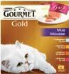 Karma dla kota Gourmet Gold 6 x 85 g + 2 szt.gratis