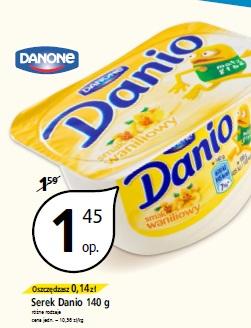 Serek Danio 140 g