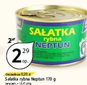 Sałatka rybna Neptun 170 g