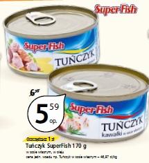 Tuńczyk SuperFish 170 g