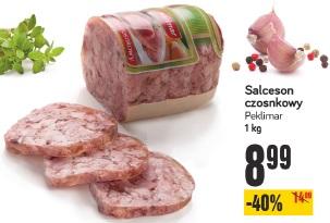 Salceson czosnkowy Peklimar