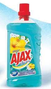 Płyn czyszczący Ajax różne rodzaje