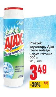 Proszek czyszczący Ajax różne rodzaje Colgate Palmolive