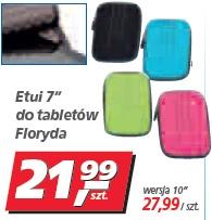 "Etui do tabletów 7"" z klawiaturą OMEGA Kolor"