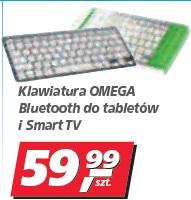 Klawiatura OMEGA Bluetooth do tabletów i Smart TV