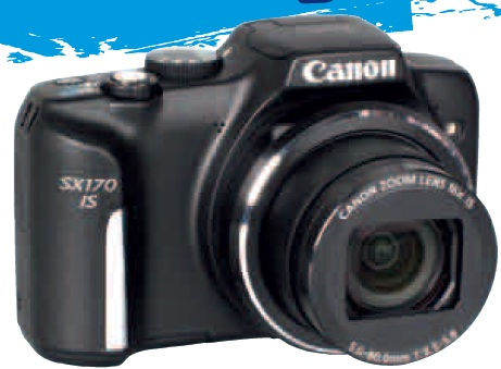 Aparat Cyfrowy CANON SX 170
