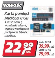 Karta pamięci MicroSD 8 GB