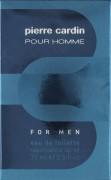 Pierre Cardin Pour Homme woda toaletowa dla mężczyzn