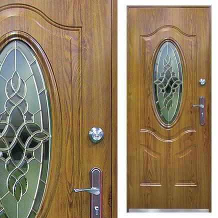 Drzwi zewnętrzne Teneryfa