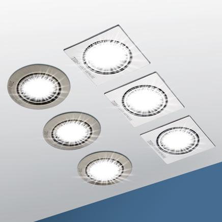 Zestaw Saturn LED