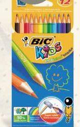 Kredki Kids Evolution BIC