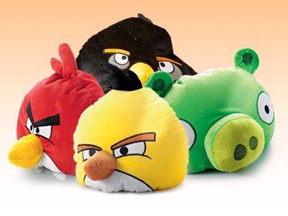 Poduszka Angry Birds
