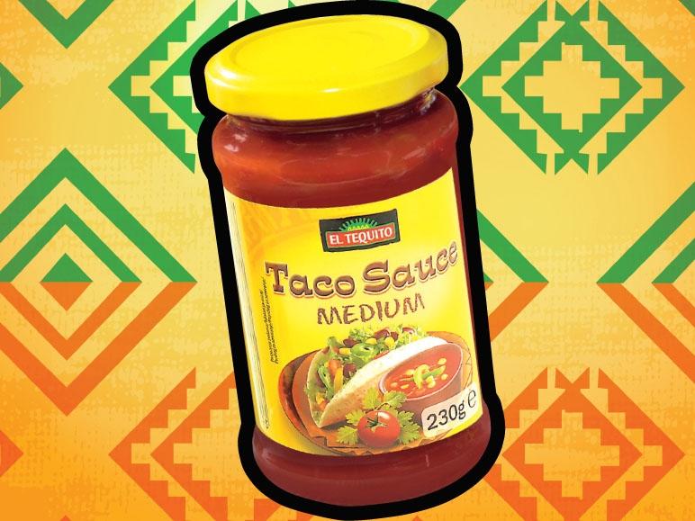 Sos taco