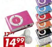 Odtwarzacz MP3 czytnik kart SD