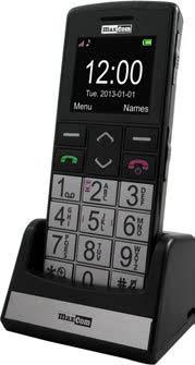 MAxCom TELEFON BIGBATTON 710BB
