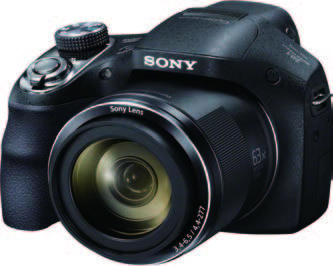 Sony APARAT CYFROWY DSC-H400