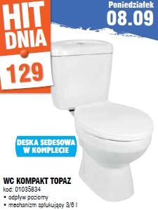 WC KOMPAKT TOPAZ