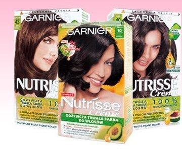 Farba do włosów Garnier Nutrisse Creme