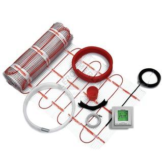 Zestaw grzewczy (mata + regulator) KPL 170/1,0 REGULATOR THERMOVAL