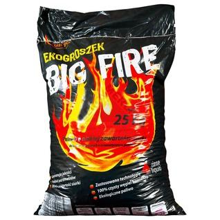 Eko groszek BIG FIRE 25 MJ BARTER