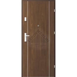 Drzwi wejściowe FORES VERTE