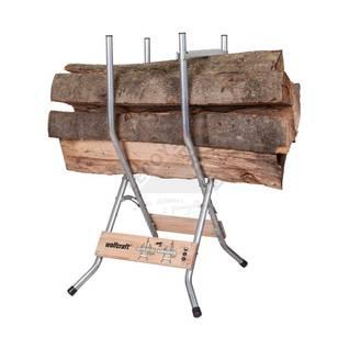 Stojak / kozioł do cięcia drewna kominkowego SB 60 5119000 WOLFCRAFT