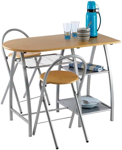Stół + 2 krzesła Vejstrup