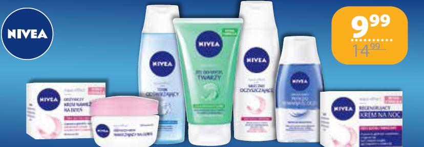 Produkty do pielęgnacji i oczyszczania twarzy Nivea