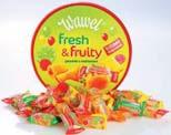Galaretki Fresh & Fruity 800 g