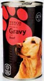 Pełnowartościowa karma dla dorosłych psów Tesco 1240 g