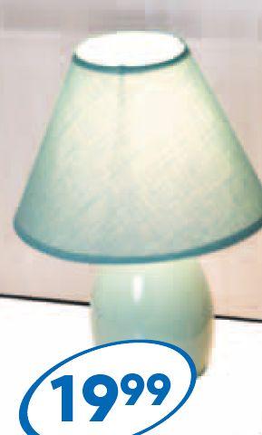 Lampka ceramiczna