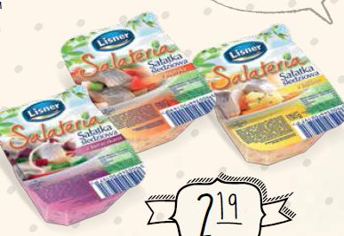 Salateria śledziowa Lisner