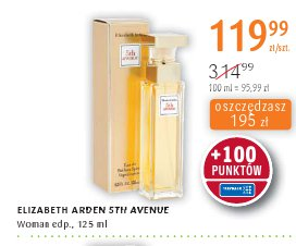 ELIZABETH ARDEN 5TH AVENUE Woman edp.,