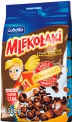 Płatki śniadaniowe Mlekołaki