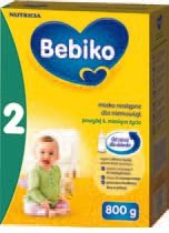 Mleko dla dzieci Bebiko