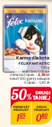 Karma dla kota Felix Fantastic