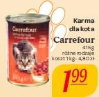 Karma dla kota Carrefour