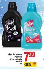 Płyn do prania Perwoll różne rodzaje Henkel