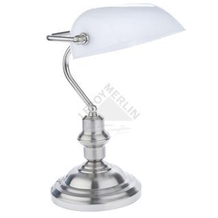Lampa biurkowa BANKIERSKA