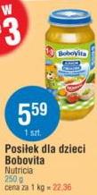 Posiłek dla dzieci Bobovita Nutricia