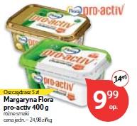Margaryna Flora pro-activ 400 g