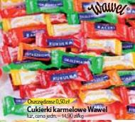 Cukierki karmelowe Wawel