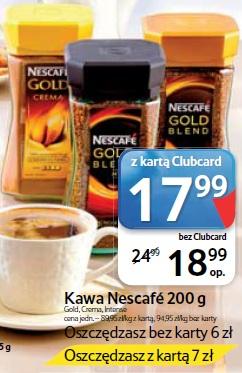 Kawa Nescafe 200 g