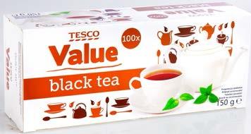 Herbata czarna Value 100 tb.x 1,5 g