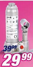 Podnośnik hydrauliczny butelkowy Vorel 2T