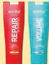 Evree szampony do włosów