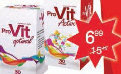 ProVit kompozycja witamin i minerałów