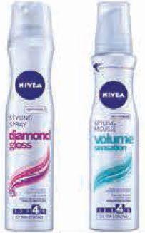 Nivea Hair Styling produkty do stylizacji włosów